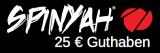 25€ Guthaben